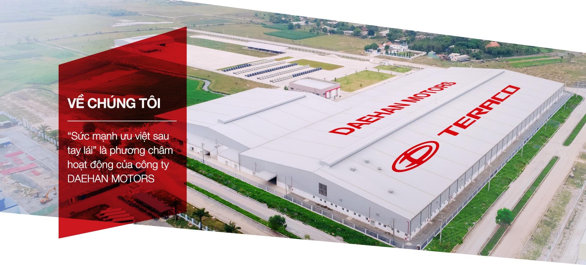 Việc làm đang tuyển dụng tại Công Ty TNHH Daehan Motors