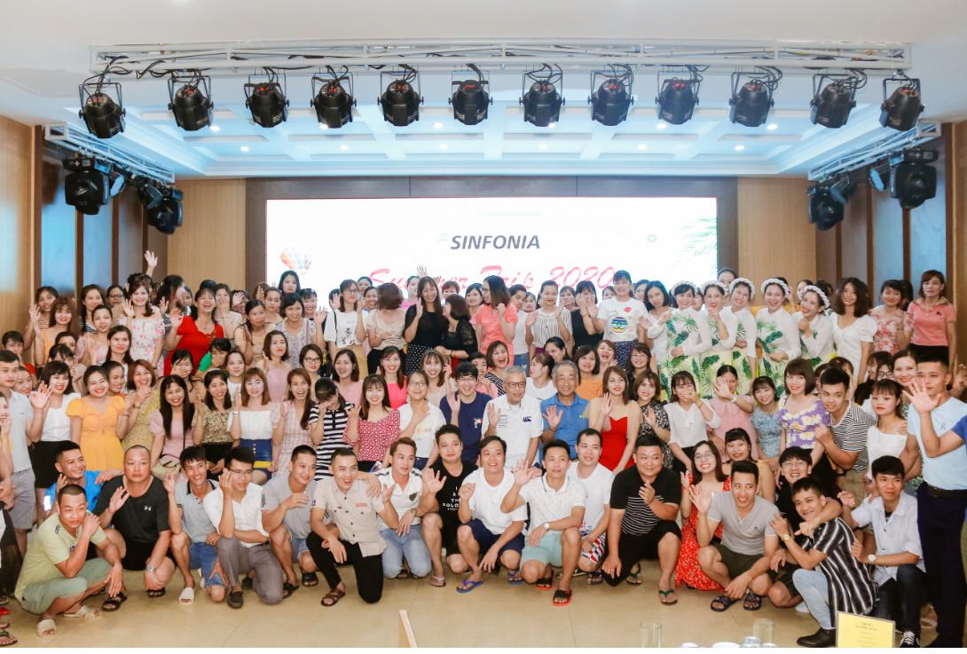 Việc làm đang tuyển dụng tại Công Ty TNHH Sinfonia Microtec (Việt Nam)