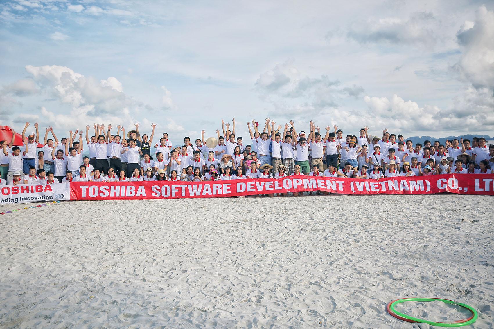 Việc làm đang tuyển dụng tại Toshiba Software Development (Vietnam) Co., Ltd