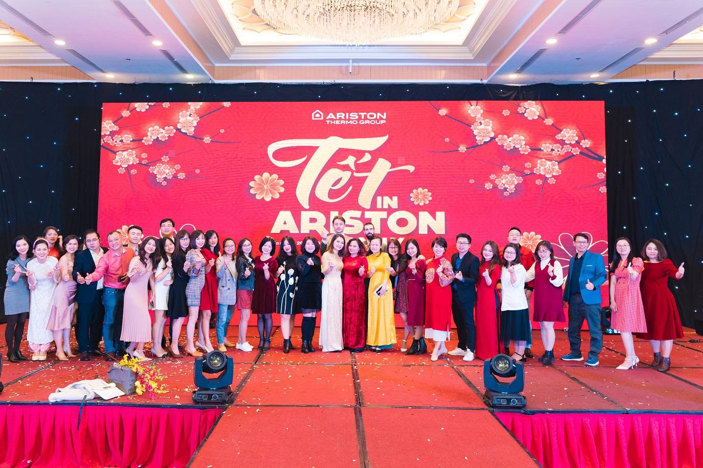 Việc làm đang tuyển dụng tại Công Ty TNHH Ariston Thermo Industrial Việt Nam