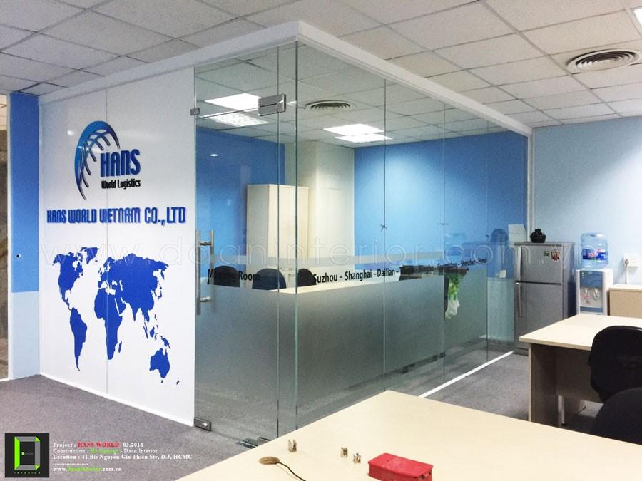 Việc làm đang tuyển dụng tại Công Ty TNHH Hans World Logistics Việt Nam – Chi Nhánh Hồ Chí Minh