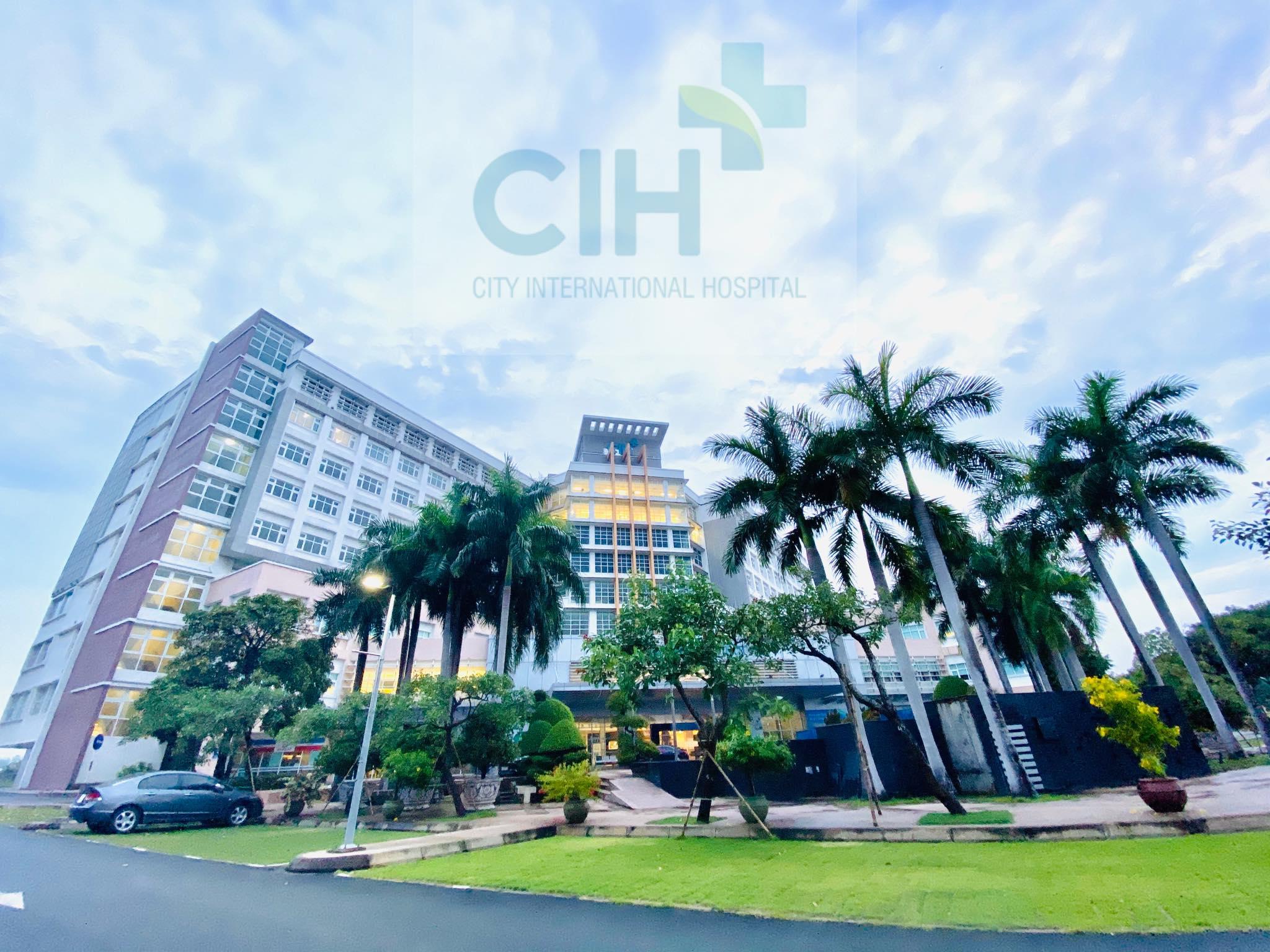 Việc làm đang tuyển dụng tại Cty TNHH Bệnh Viện Quốc Tế City