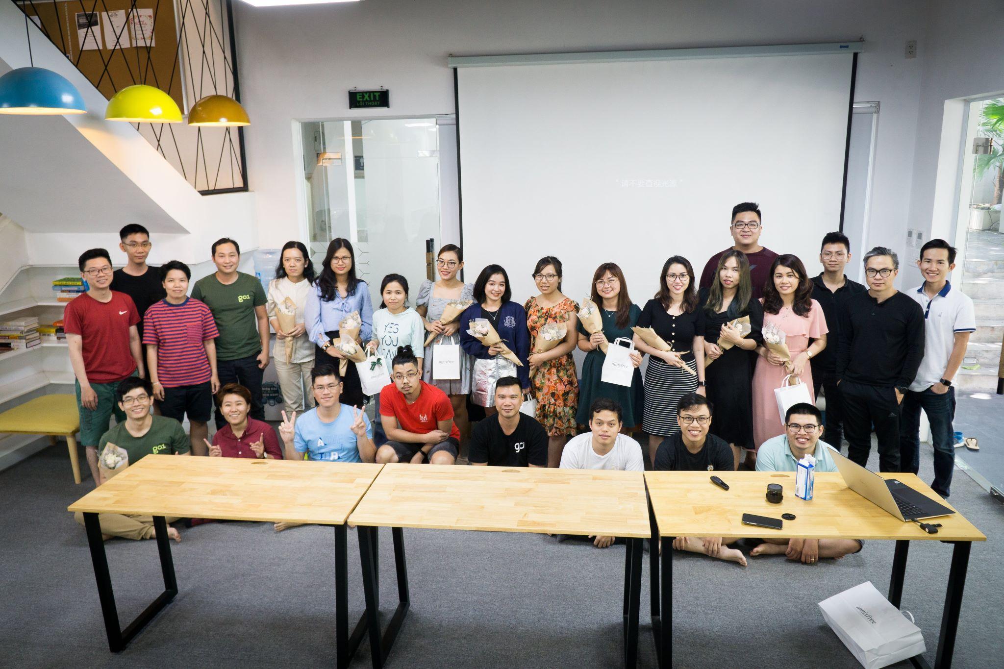 Việc làm đang tuyển dụng tại GO1 Vietnam