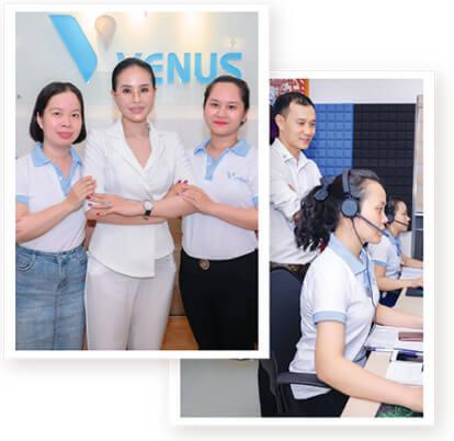 Jobs at Công Ty TNHH Đầu Tư Thương Mại Venus