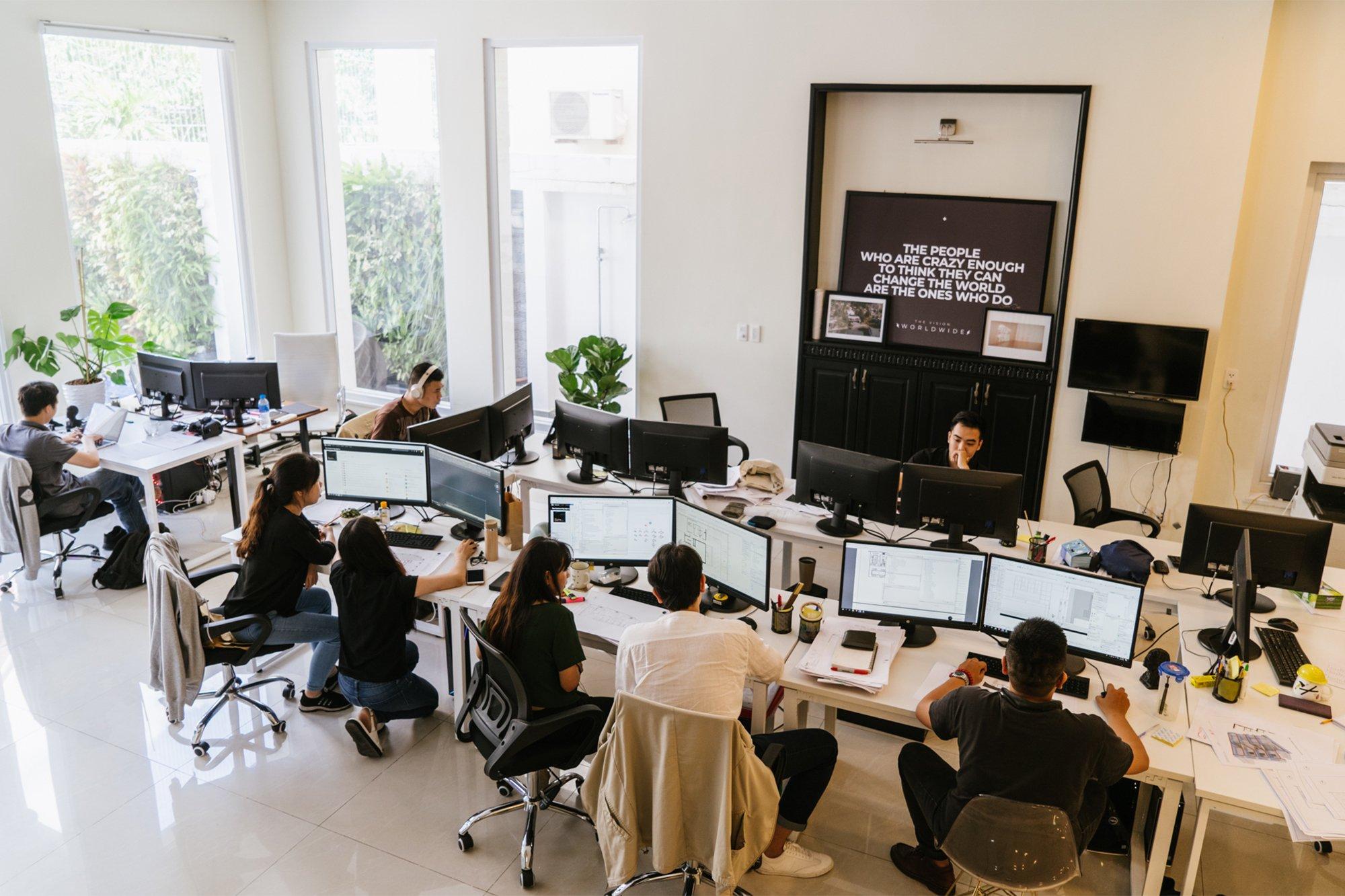 Việc làm đang tuyển dụng tại TOA - The Outsourcing Agency