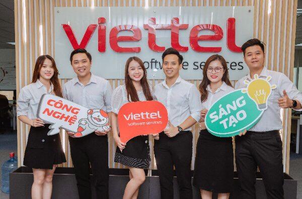 Việc làm đang tuyển dụng tại Viettel Software Services