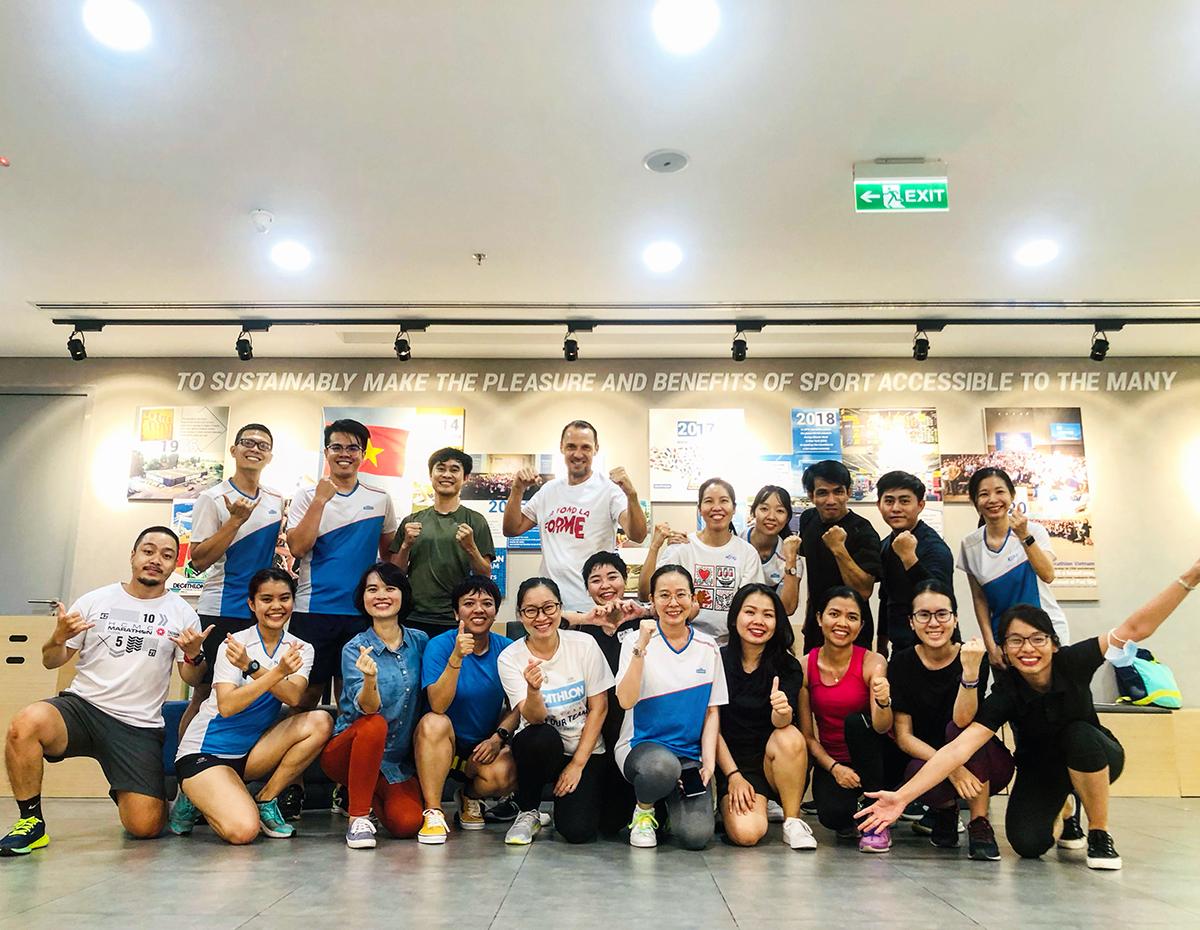 Jobs at Decathlon Vietnam