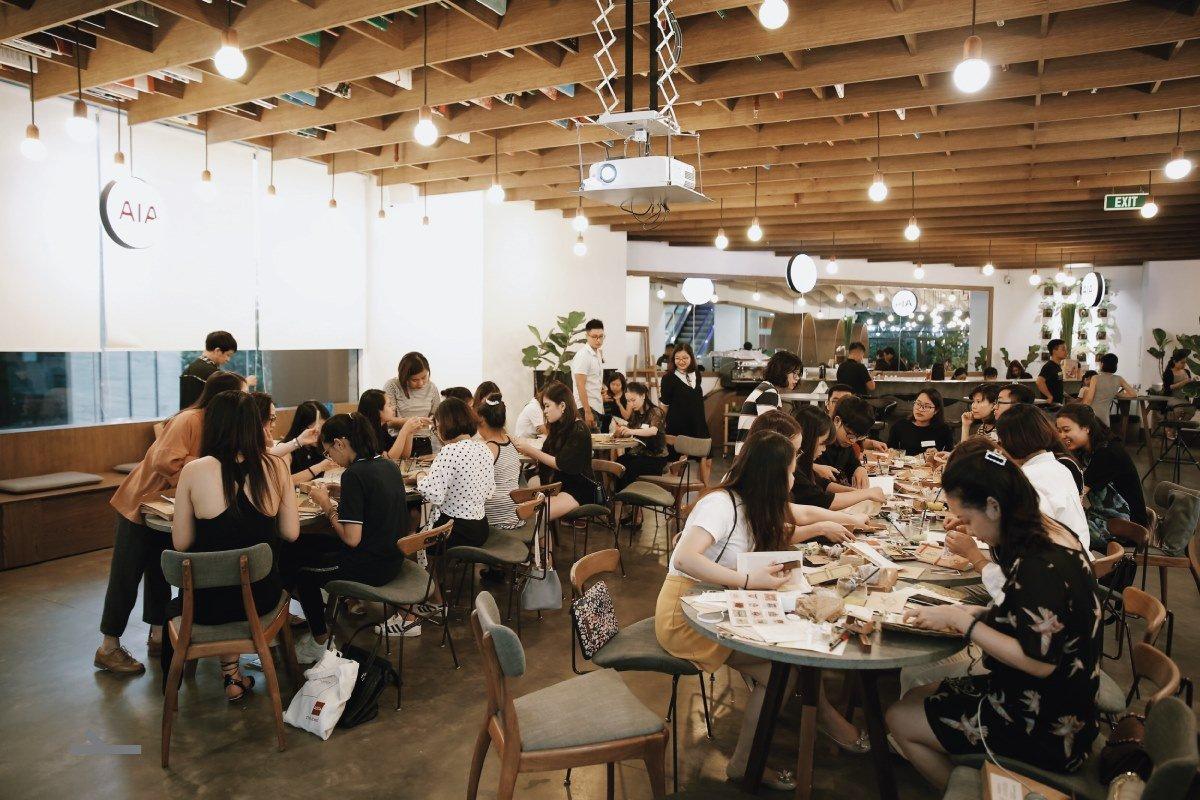 Jobs at Công Ty TNHH Bảo Hiểm Nhân Thọ AIA ( Việt Nam ) - Nest By AIA
