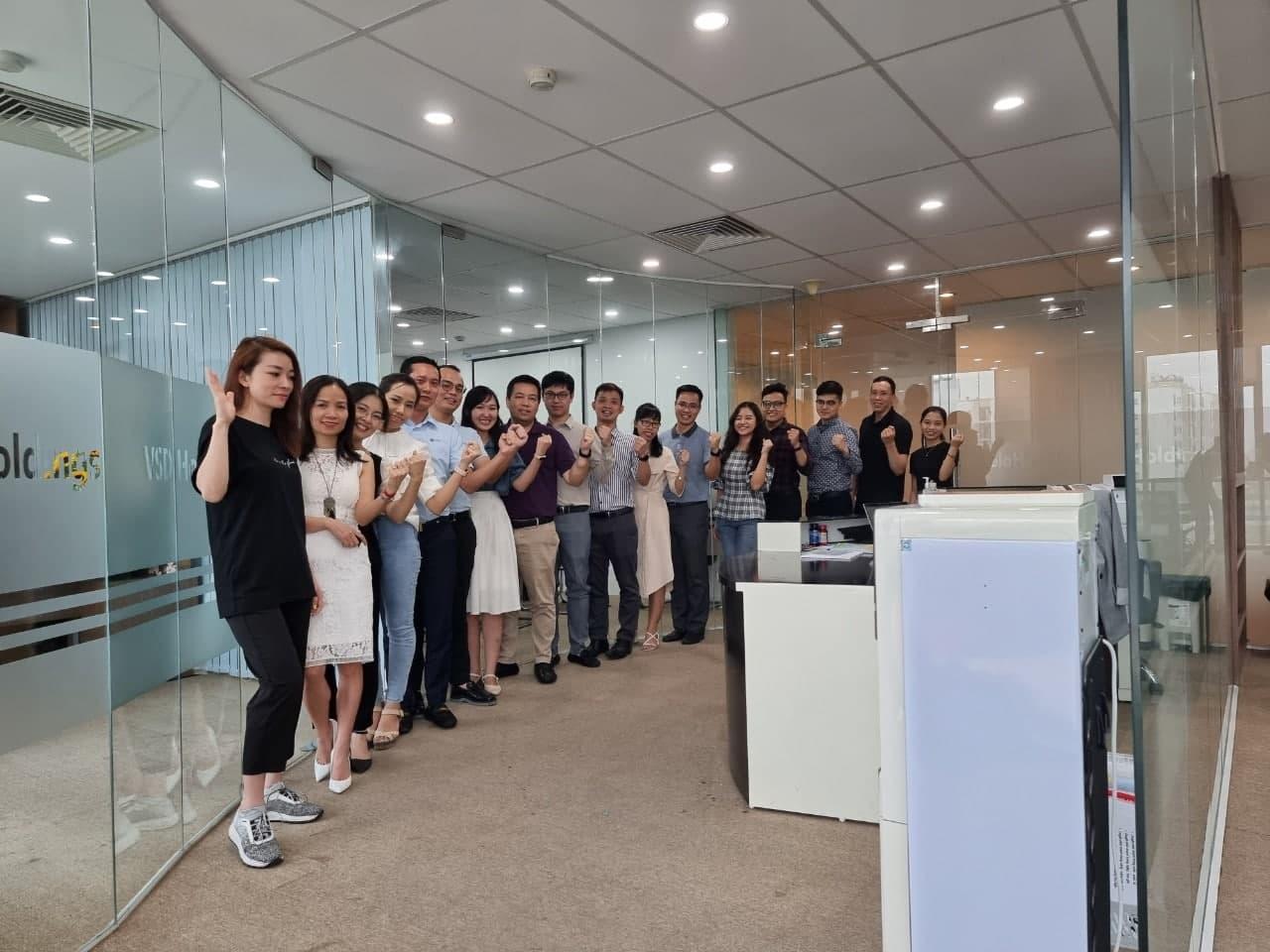 Jobs at Công Ty CP Đầu Tư Vsd