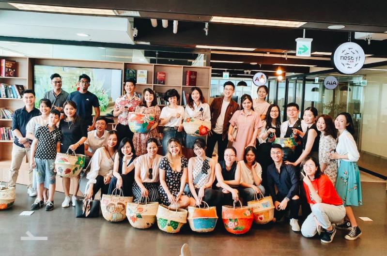 Jobs at Công Ty Bảo Hiểm Nhân Thọ AIA Việt Nam - Nest By AIA Hà Nội
