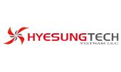 Việc làm Công Ty CP Hyesungtech Viet Nam tuyển dụng
