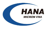 Jobs Công Ty TNHH Hana Micron VINA recruitment