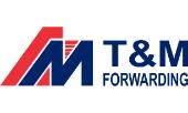 CÔNG TY TNHH T&M FORWARDING tuyển dụng - Tìm việc mới nhất, lương thưởng hấp dẫn.