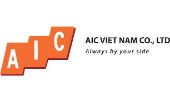 AIC Vietnam CO., LTD tuyển dụng - Tìm việc mới nhất, lương thưởng hấp dẫn.